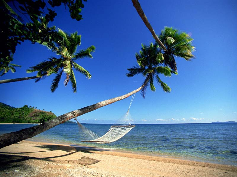 Peaceful Vacation, South Pacific